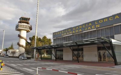 GRANADA AIRPORT / CITY