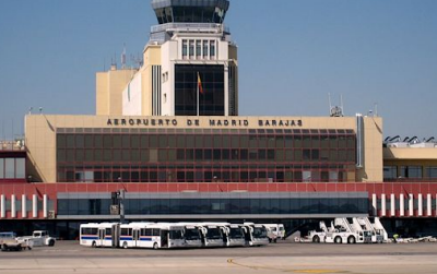 MADRID AIRPORT / CITY