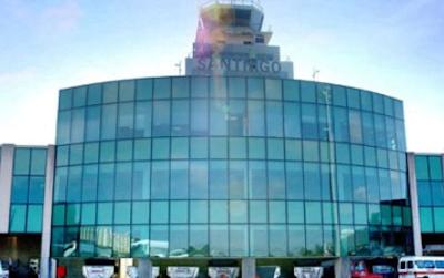 SANTIAGO AIRPORT / CITY
