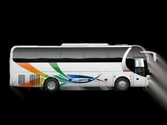 Bus 35pax