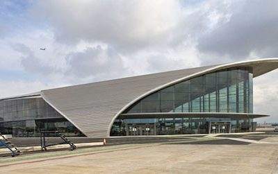VALENCIA AIRPORT / CITY